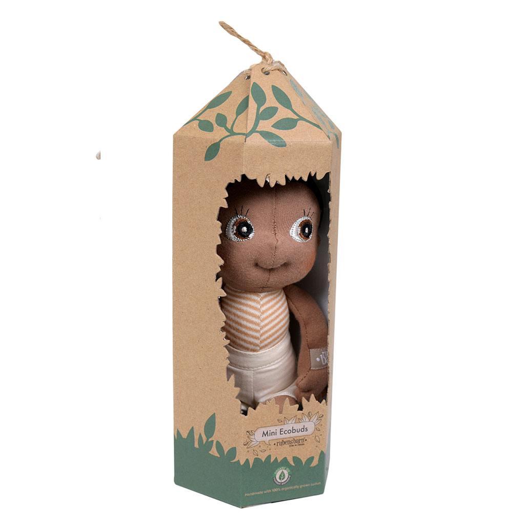 Basil Ecobuds fra Rubens barn. Barselsgave eller dåbsgave til småbørn. Køb legetøj og Rubens barn hos www.ciha.dk