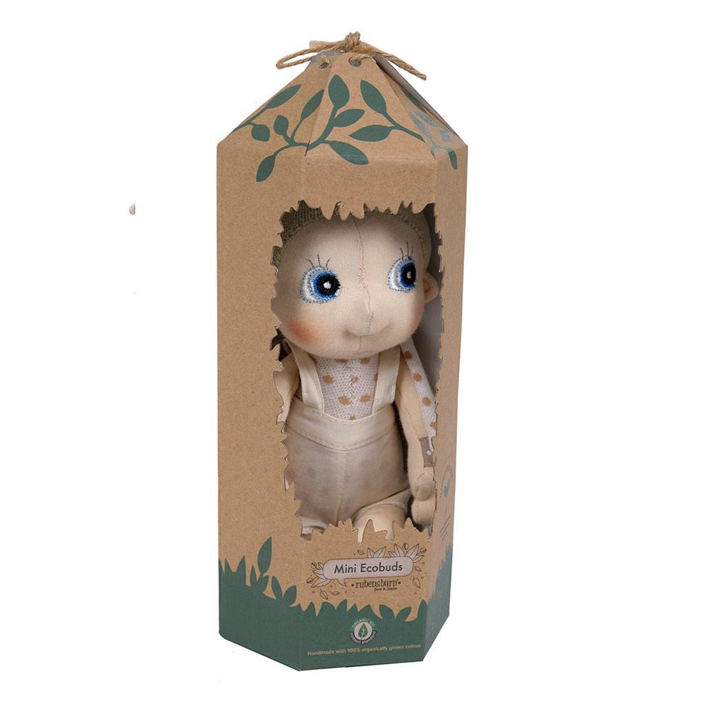 Elm Ecobuds fra Rubens barn. Barselsgave eller dåbsgave til småbørn. Køb legetøj og Rubens barn hos www.ciha.dk