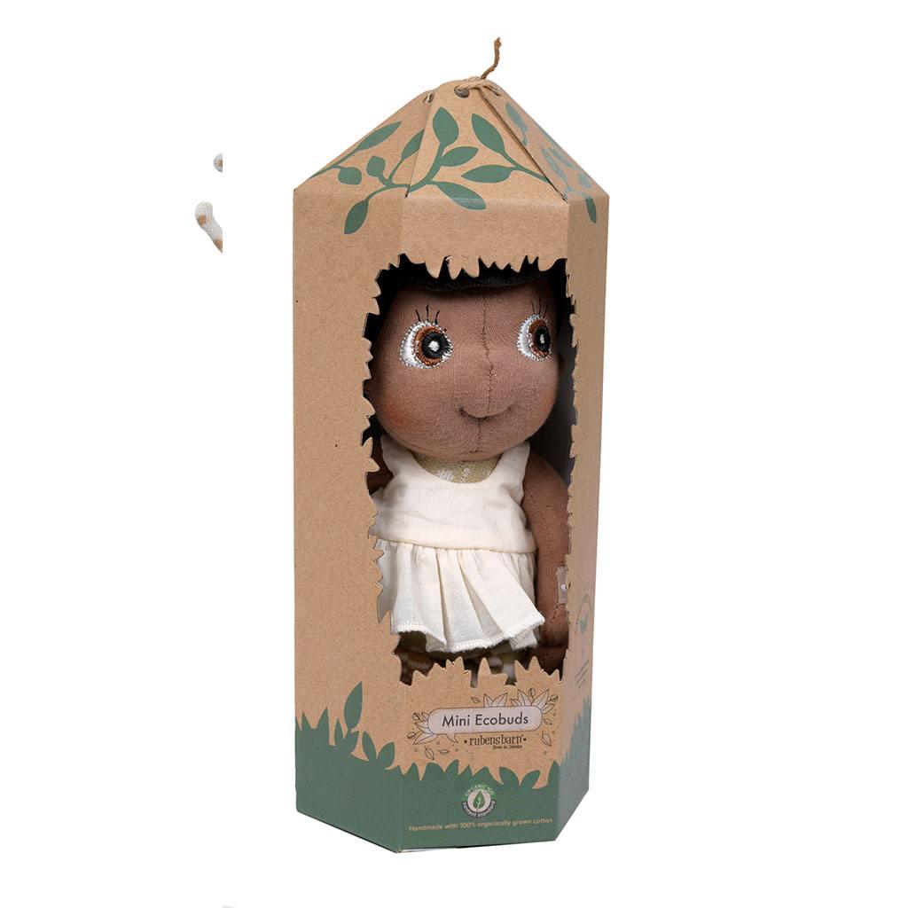 Flora Ecobuds fra Rubens barn. Barselsgave eller dåbsgave til småbørn. Køb legetøj og Rubens barn hos www.ciha.dk