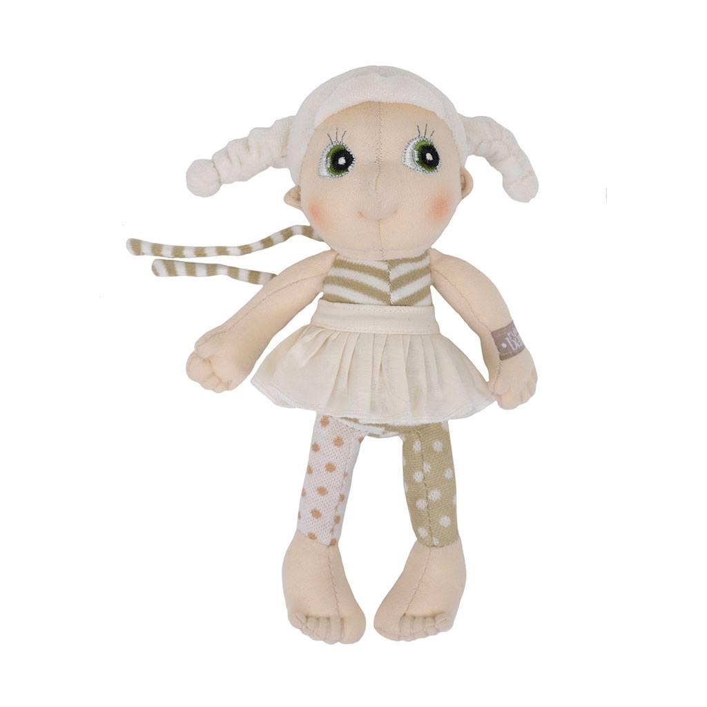 Lily Ecobuds fra Rubens barn. Barselsgave eller dåbsgave til småbørn. Køb legetøj og Rubens barn hos www.ciha.dk