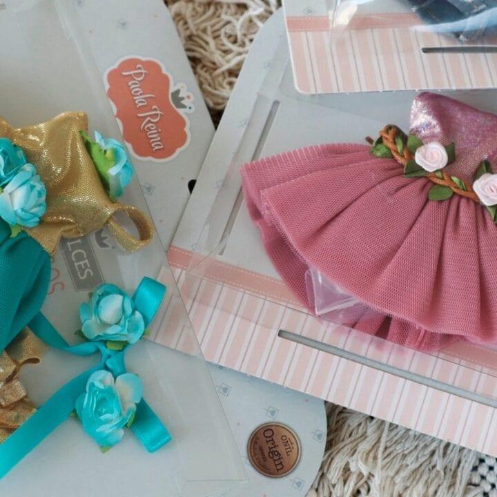 ballerina kjoler lys og turkis