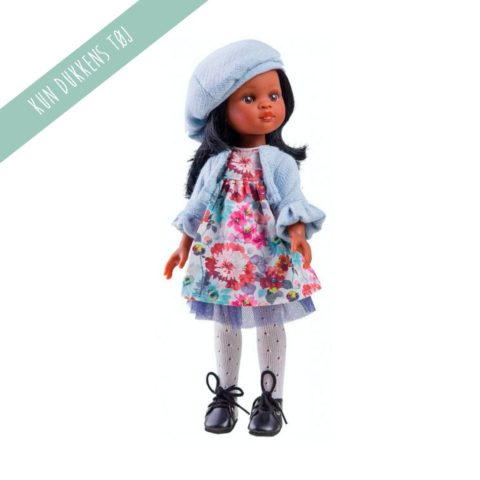 forårs sæt til Paola Reina dukker. Køb Paola Reina og dukketøj hos www.ciha.dk
