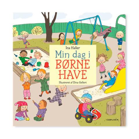 Min dag i børnehave er en del af animobbeprogrammet fri for mobberi. Dialogisk læsning for børn - køb gode børnebøger fra www.ciha.dk
