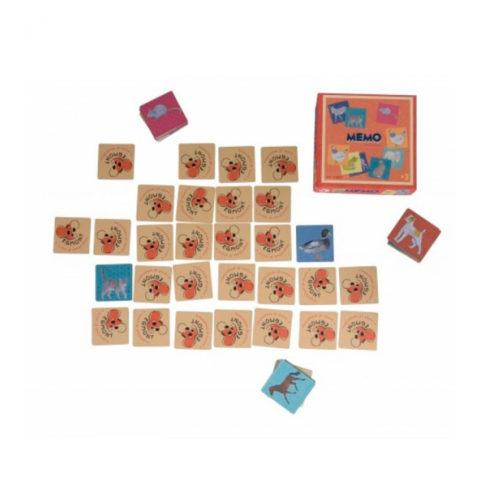 vendespil med dyr fra Egmont toys