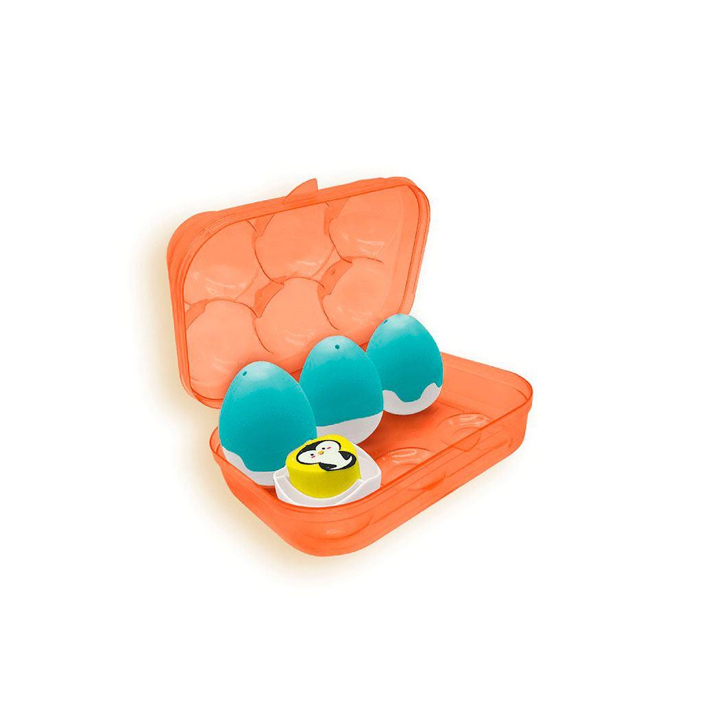 Mine first æg I bakke. En sjov aktivitet med æg fra SES creative. Køb hos www.ciha.dk