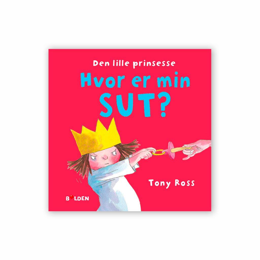Hvor er min sut? En bog om at sige farvel til sutten. Køb børnebøger hos ciha.dk