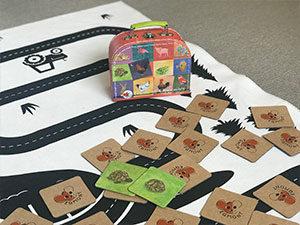 Huskespil med modsætninger. Memory spil fra Egmont tons. Køb børnespil hos ciha.dk