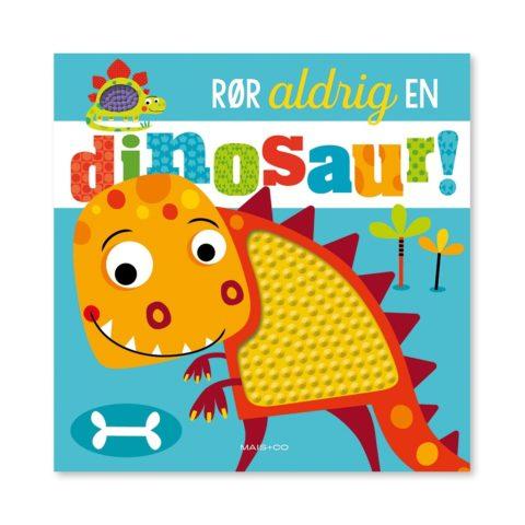 Rør aldrig en dinosaur