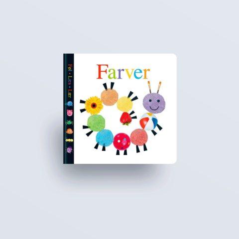 Føl, læs og lær om farver med Mais & co.