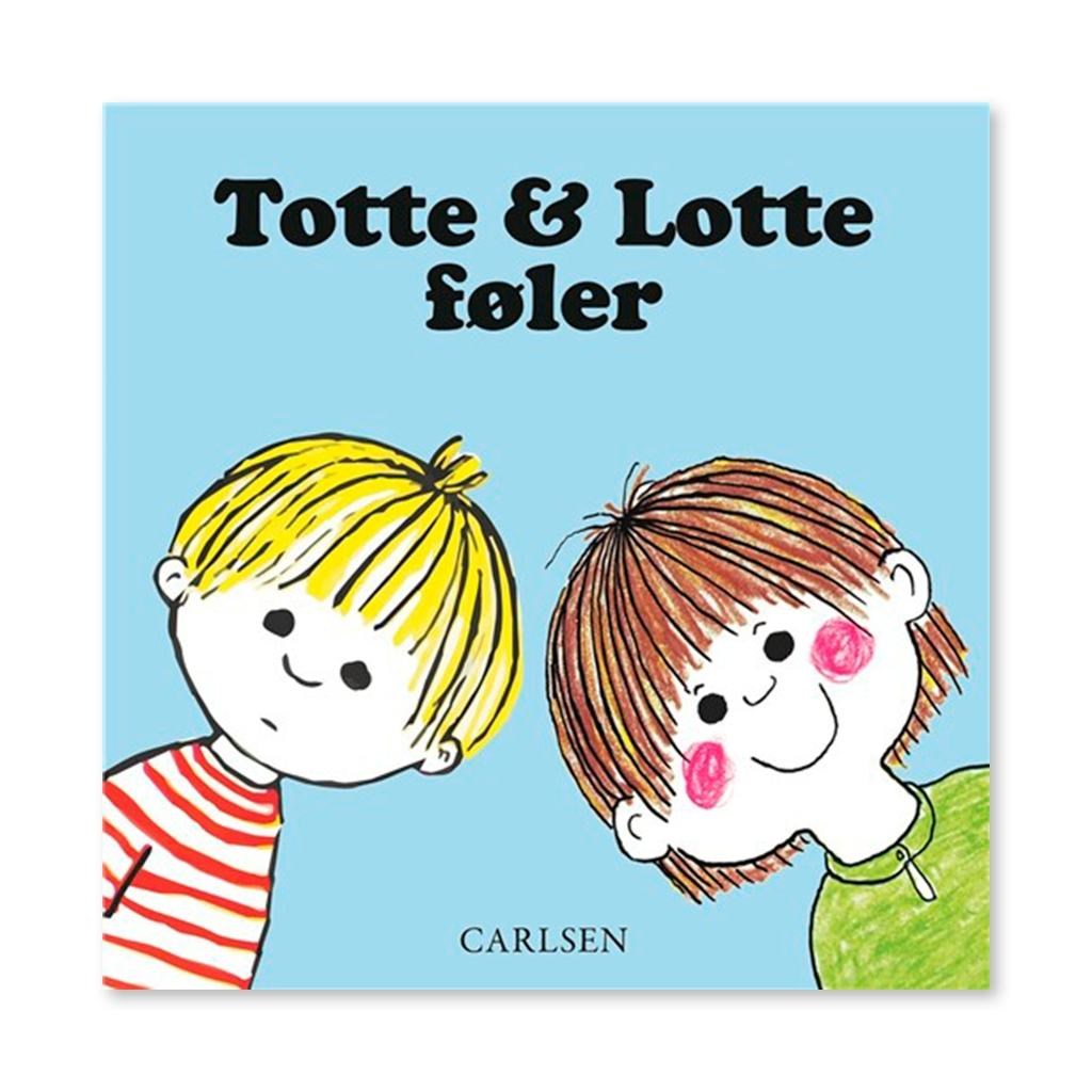 Totte og Lotte føler