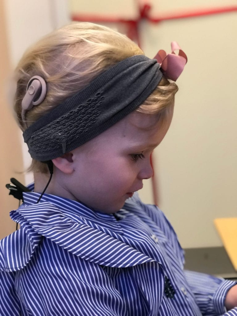 tuning, cochlear implants, droptest, linglyde, høretab, døv, ud af stilheden