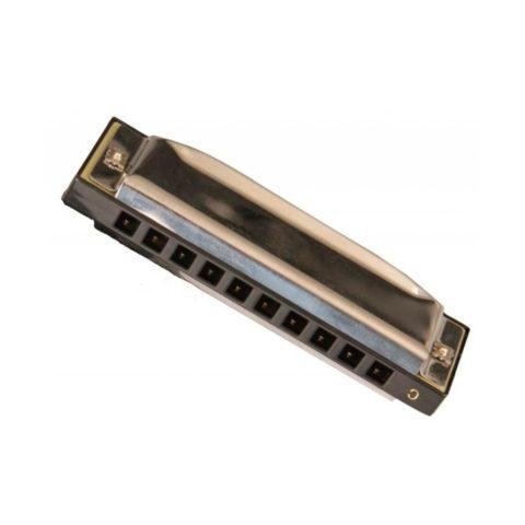 Mund harmonika i retro design fra Egmont toys. Styrker mundmotorik og glæden ved musik