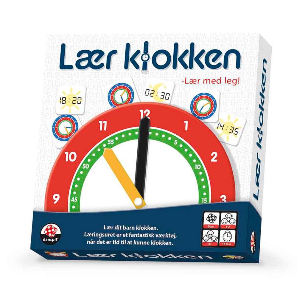 Lær klokken spil for børnefamilien
