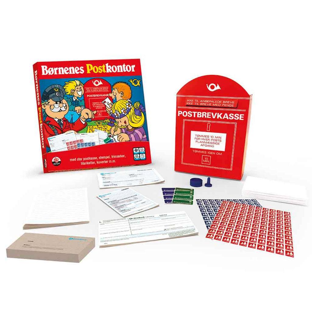 Børnenes postkontor legesæt