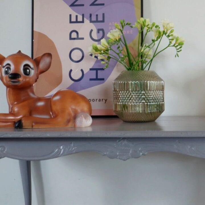 Bambi lampe fra Heico