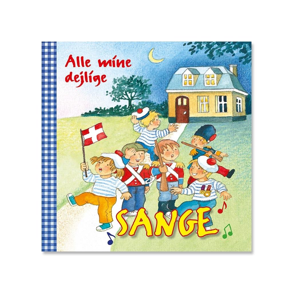 Image of   Alle mine dejlige sange