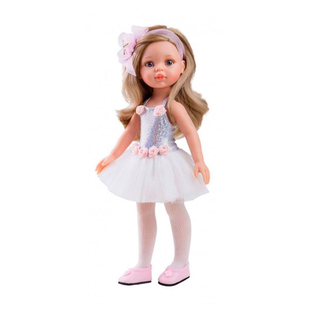 Image of   Amiga dukke - Carla ballerina