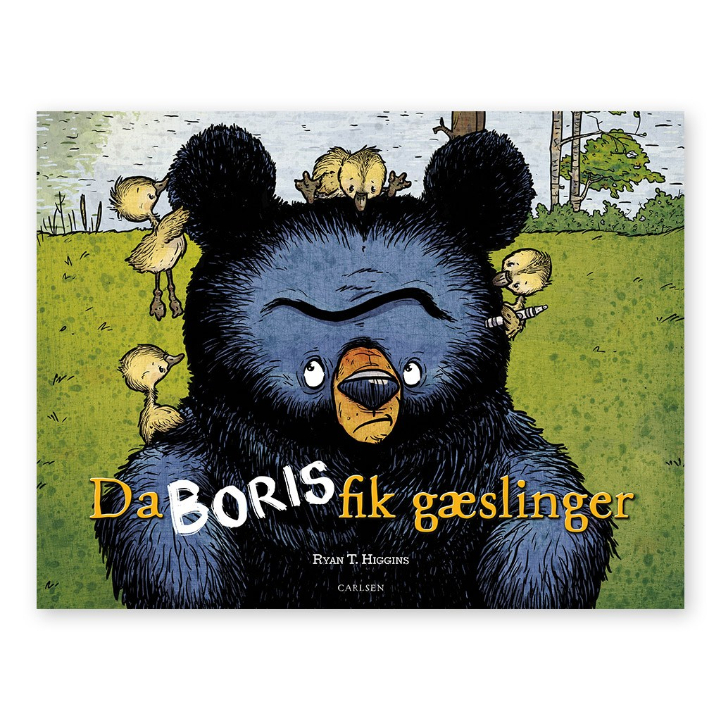Image of   Da Boris fik gæslinger