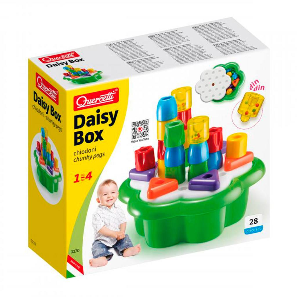 Image of   Daisy box