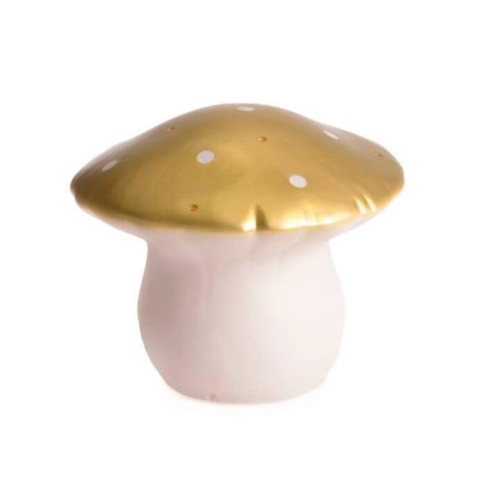Mellem guld svampelampe