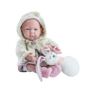 Paola Reina dukkeserie Pikolin, der ligner nyfødte babyer. Kæb Paola Reina dukker hos ciha.dk