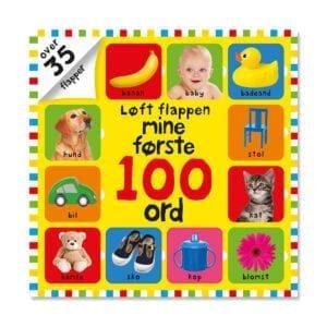 Mine første 100 ord med flapper