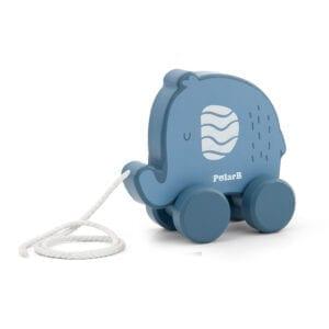Elefant træk legetøj