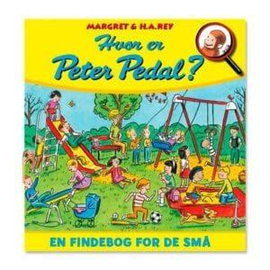 Peter Pedal i en søg og find bog