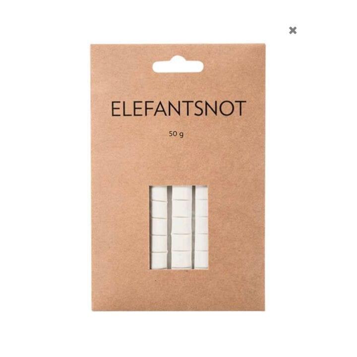 Elefantsnot til ophæng af piktogrammer