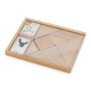 tangram puslespil