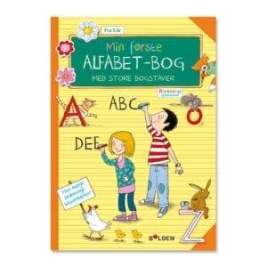 Alfabet-bog