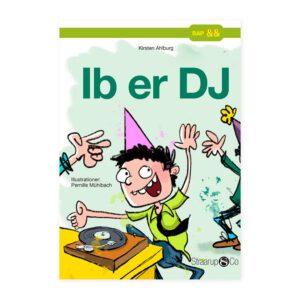 Ib er DJ. Lydrette bøger